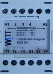WITT EPM 4 | Erdpotentialmessgerät EPM 100