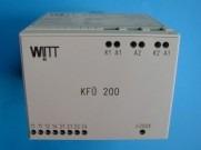 WITT CM 3 KFÜ 200 Kabel Monitoring