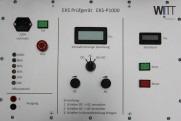 EscS P1000 mobiles Prüfgerät EKS-P1000