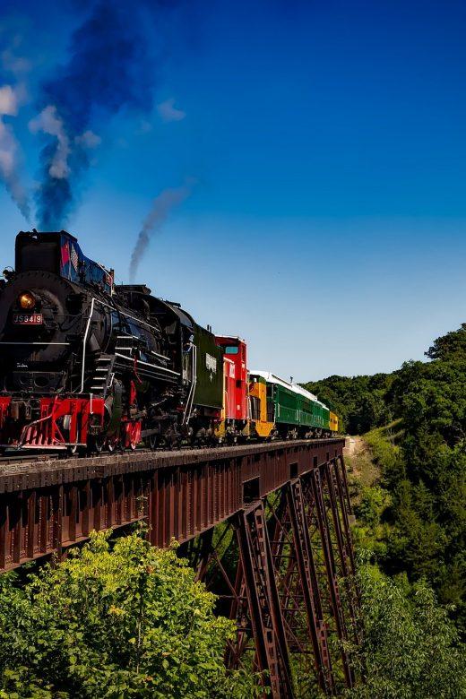 Eisenbahn, alt